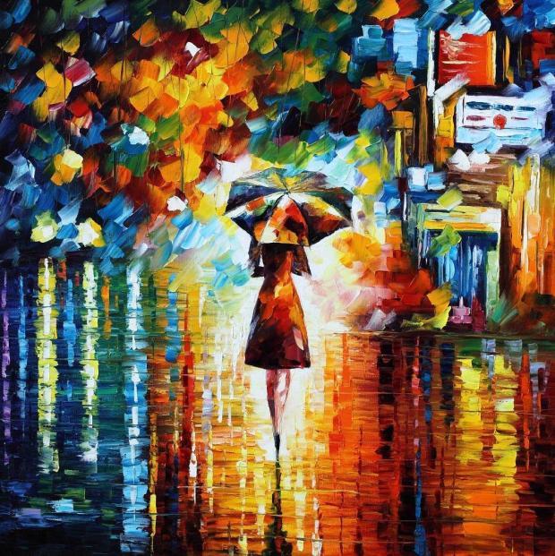 rain princess