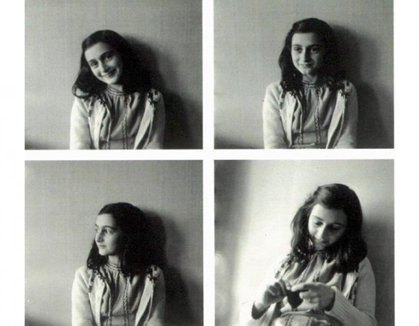 Anne Frank Image missing.